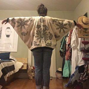 Jackets & Blazers - Vintage kimono